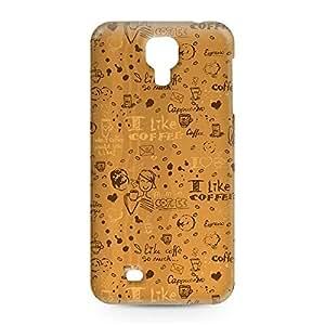 Tea Time Samsung S4 3D wrap around Case - Design 5
