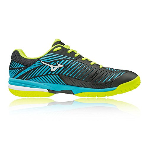 Tour Exceed Tennis Chaussures Ac Mizuno Black De Wave Homme aYEqFE5w