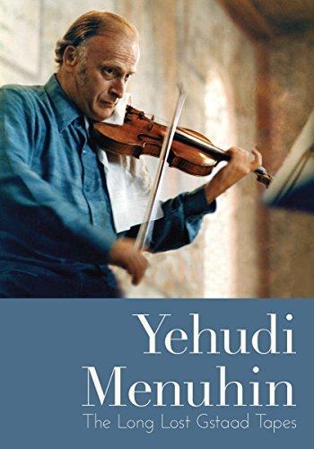 The Long Lost Gstaad Tapes [Yehudi Menuhin] [TUDOR RECORDING: 3339] [DVD] B01I06LRX4