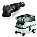 Festool PM571782 Rotex 5 in. Multi-Mode Sander with CT MINI 2.6 Gallon Mobile Dust Extractor Review