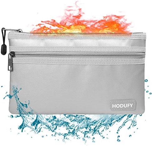 Hodufy Fireproof Waterproof Resistant Document product image