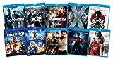 Marvel Bundle (The Wolverine, X-Men Origins: Wolverine, X-Men, X-Men 2, X-Men 3, X-Men First Class, Fantastic Four, Fantastic Four 2, Daredevil, Elektra) [Blu-ray] by 20th Century Fox