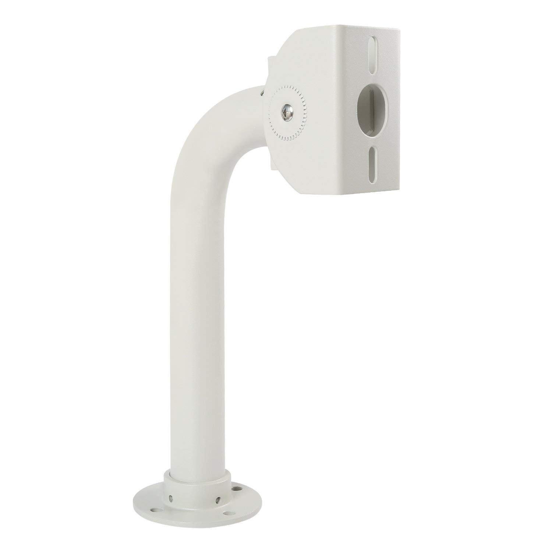 Wsdcam CCTV Camera Mount Metal for DVR Home Installation Surveillance SystemWsdcam CCTV Camera Mount Bracket, Adjustable Universal Camera Wall Mounting Bracket for CCTV Security Camera/IP Camera/Dome