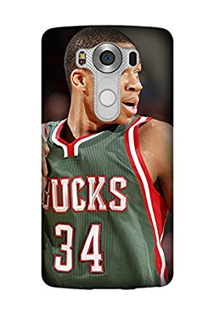 Exquisite Designs Basketball Star Giannis Antetokounmpo Sport Case Cover  for LG V10  Amazon.ca  Cell Phones   Accessories 9414abd00