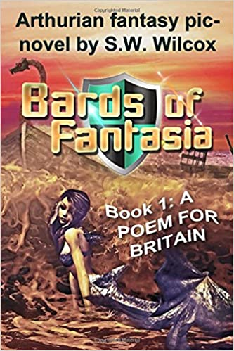 Amazon Fr Bards Of Fantasia A Poem For Britain Color Pic