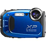 Fujifilm FinePix XP60 16.4MP Digital Camera with 2.7-Inch LCD (Blue) (Discontinued by Manufacturer)