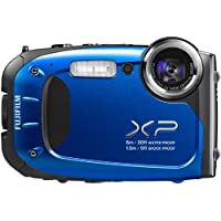 Fujifilm FinePix XP60 16.4MP Digital Camera with 2.7-Inch...