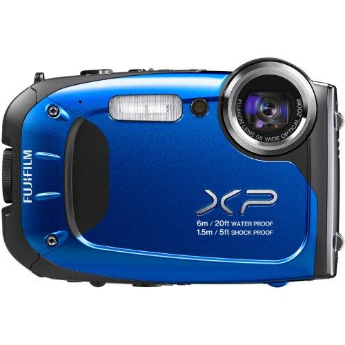 Fuji Finepix Xp60 Waterproof Camera - 1