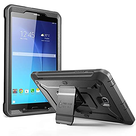 Galaxy Tab E 8.0 Case, SUPCASE Unicorn Beetle PRO Series Full-body Hybrid Protective Case with Screen Protector for Samsung Galaxy Tab E 8.0 Dual Layer Design+Impact Resistant Bumper (Cover De Samsung Tab)