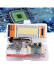 Presente DiferenteKit de tábua de pão, kit eletrônico durável DIY Plástico sem necessidade de solda A fiação é flexível para projetos de tábua de pão para Raspberry Pi para Raspberry STM32