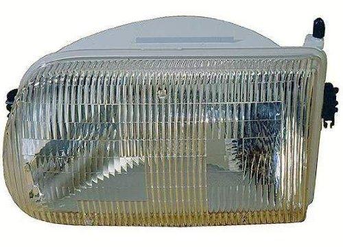 Depo 316-1101R-AS Mazda Pickup Passenger Side Replacement Headlight ()