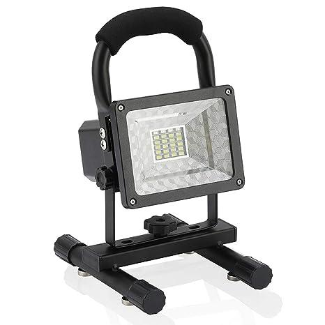 Wonderful Upgrade (Magnet Base) 15W 24LED Outdoor Floodlight Camping Shop Lights  Vaincre Portable LED Work