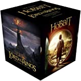 By J. R. R. Tolkien - The Hobbit and Lord Of The Rings Complete Gift Set (Unabridged edition)