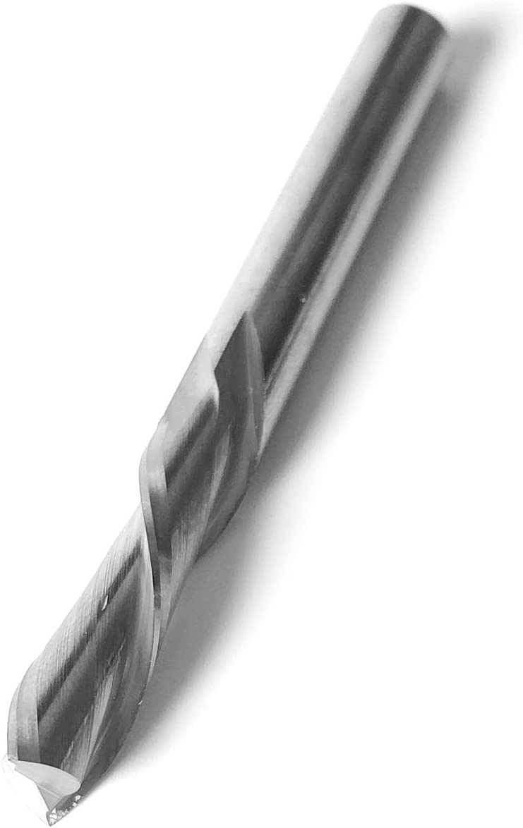 1//2 Cutting Length 2-1//2 Length 0.015 Corner Radius SGS 36723 Z1PCR Z-Carb-AP High Performance End Mill Titanium Nitride-X Coating 1//4 Cutting Diameter 1//4 Shank Diameter