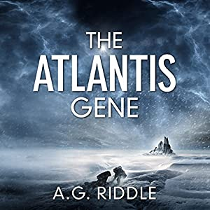 The Atlantis Gene | Livre audio