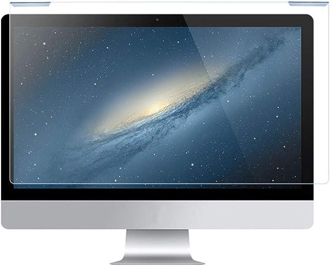 La Luz Azul del Panel Protector De Filtro De Bloqueo/Pantalla para Apple iMac De 27 Pulgadas del Monitor, Ultra-Delgado HD Película Endurecida, Reduce La Tensión del Ojo,21.5inch: Amazon.es: Hogar