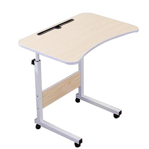 BJAB - Mesa de Escritorio para Ordenador portátil (Altura y ángulo ...