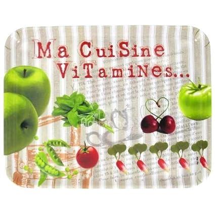 Meseta de moyen Ma cocina vitaminas