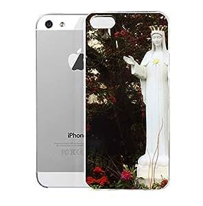 iPhone 5S Case Beauraimg Sanctuaires De Beauraimg Notre Dame Au Cur Du002639 Hard Plastic Cover for iPhone 5 Case
