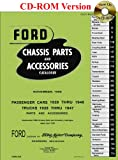 1928 thru 1948 Ford Chassis Parts and Accessory Catalogue