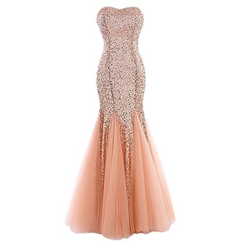 Mermaid Bridesmaid Dresses: Amazon.com