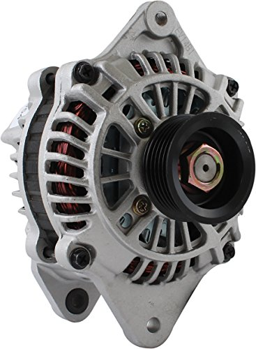 - New Alternator for 2.0L SUBARU IMPREZA WRX 02 03 04 05 2002 2003 2004 2005 13890 11Clock 75Amp Internal Fan Type Solid Pulley Type Internal Regulator CW Rotation 12V