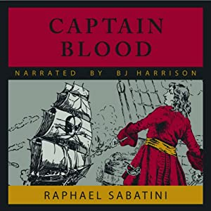 Captain Blood Audiobook