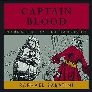 Captain Blood Audiobook
