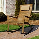 Maracay Wicker Rocking Chair