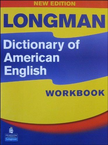 Dict. american eng. workbook longman