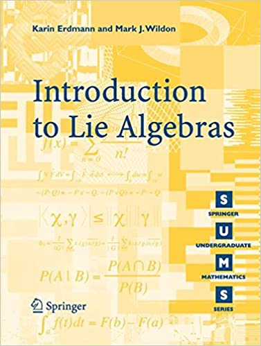 Lie Algebras in Mathematics and Physics [Lecture notes]