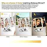 Makeup Mirror Vanity Mirror with Lights - 3 Color