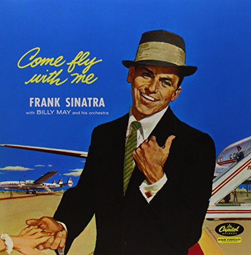 Vinilo : Frank Sinatra - Come Fly with Me (LP Vinyl)