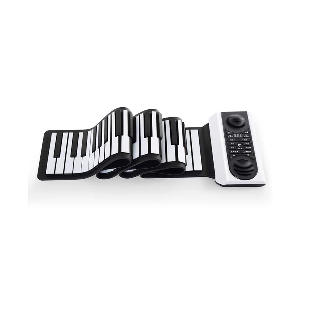 LIUFS-キーボード ハンドロール電子ピアノポータブル初心者アダルトホームキーボード (サイズ さいず : 88 keys)88 keysB07M9KB1RK