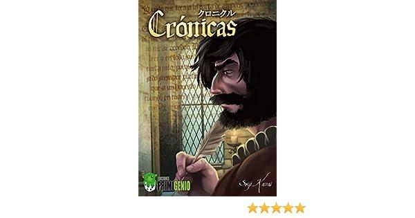 EDICIONES PRIMIGENIO - Crónicas, Juego de Cartas (0001CRO): Amazon.es: Juguetes y juegos