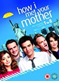 How I Met Your Mother - Staffel 1-8 [DVD] [UK-Import]