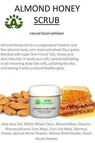 Almond Face Scrub - 9