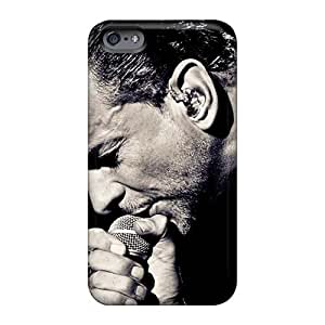 Scratch Resistant Cell-phone Hard Cover For Iphone 6plus (aNI9265oIbW) Provide Private Custom Nice Depeche Mode Band Image