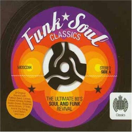 Ministry of Sound: Funk Atlanta Mall famous Ultimate Classics - Soul