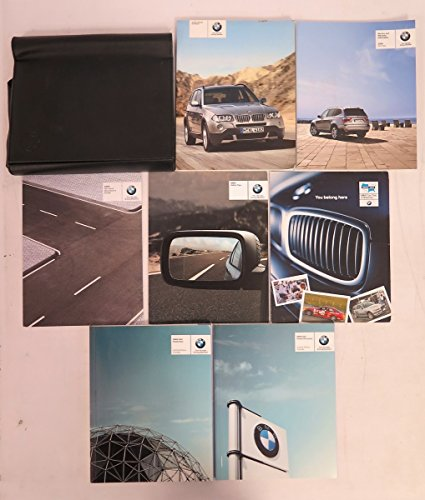 2007 BMW X3 Owners Manual