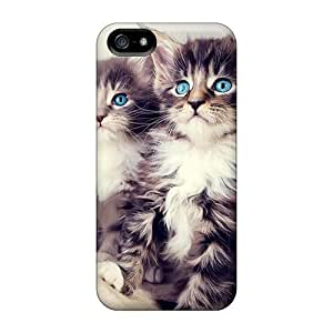 Snap-on Case Designed For Iphone 5/5s- Two Kittens