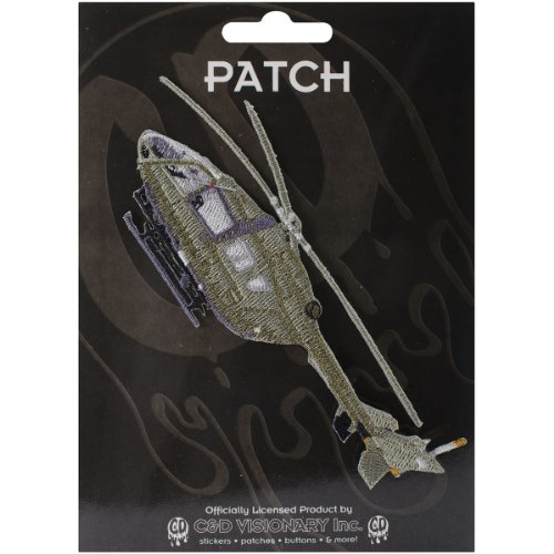 Helicopter Patch - Application Helicopters Army chopper Patch