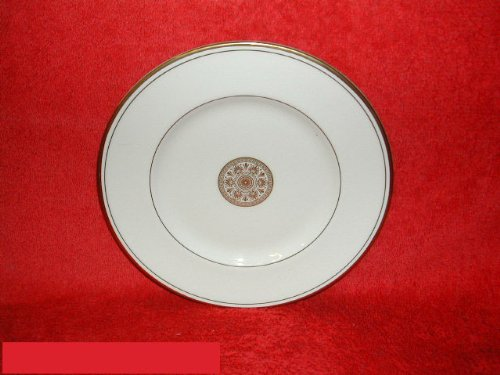(Royal Doulton Oxford Gold Indonesia #TC1225 Salad Plates)