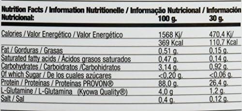 Quamtrax Proteina ISOPRO CFM Sabor Chocolate- 2267 gr