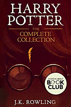 Harry Potter: The Complete Collection (1-7) by [Rowling, J.K.]