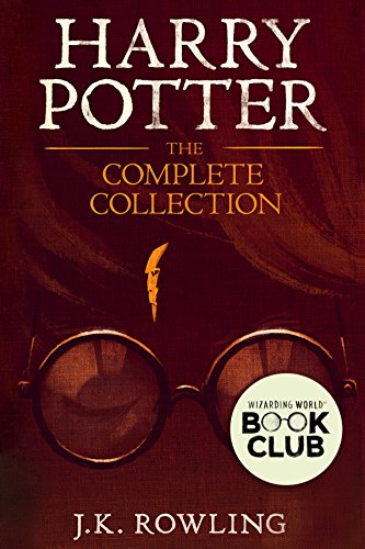 The complete Harry Potter series