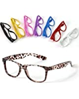 Stylish Boys Girls Children Kids Party Accessories Glasses Frame No Lenses New