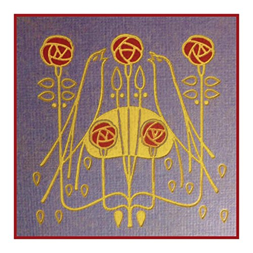 Orenco Originals Rose Design by Talwin Morris Counted Cross Stitch Pattern