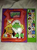 Dr Seuss How The Grinch Stole Christmas Play a Sound Book