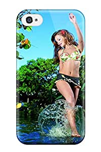 Jill Pelletier Allen's Shop New Funny Skin Case Cover Shatterproof Case For Iphone 4/4s 2174624K16736897